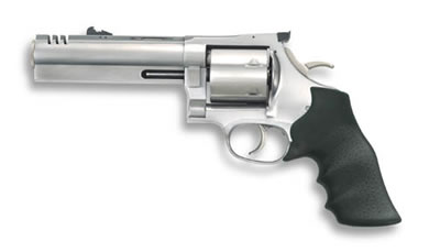 Compensted Series Revolver